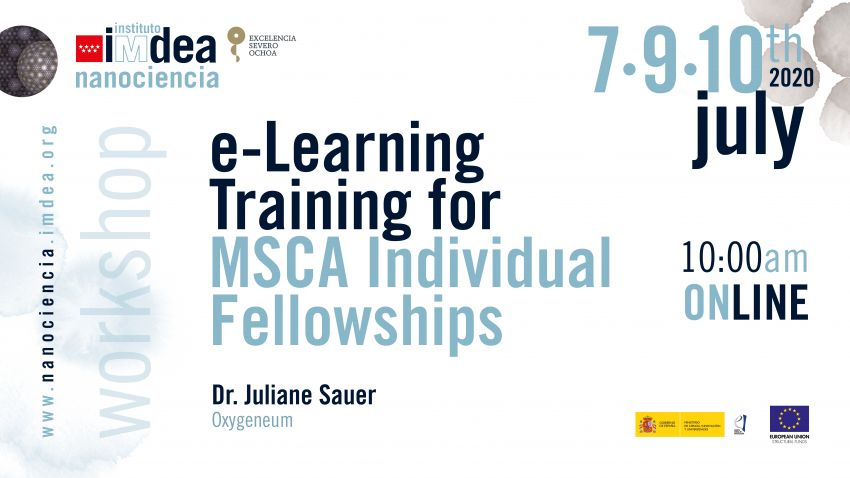 e-Learning Training MSCA Individual Fellowships