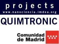 QUIMTRONIC-CM, Disruptive nanoscale chemistry for organic and flexible electronics