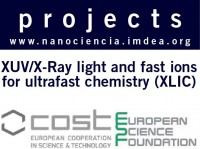 XUV/X-ray light and fast ionsfor ultrafast chemistry (XLIC)