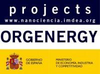 ORGENERGY Materiales organicos optoelectronicos para la energia